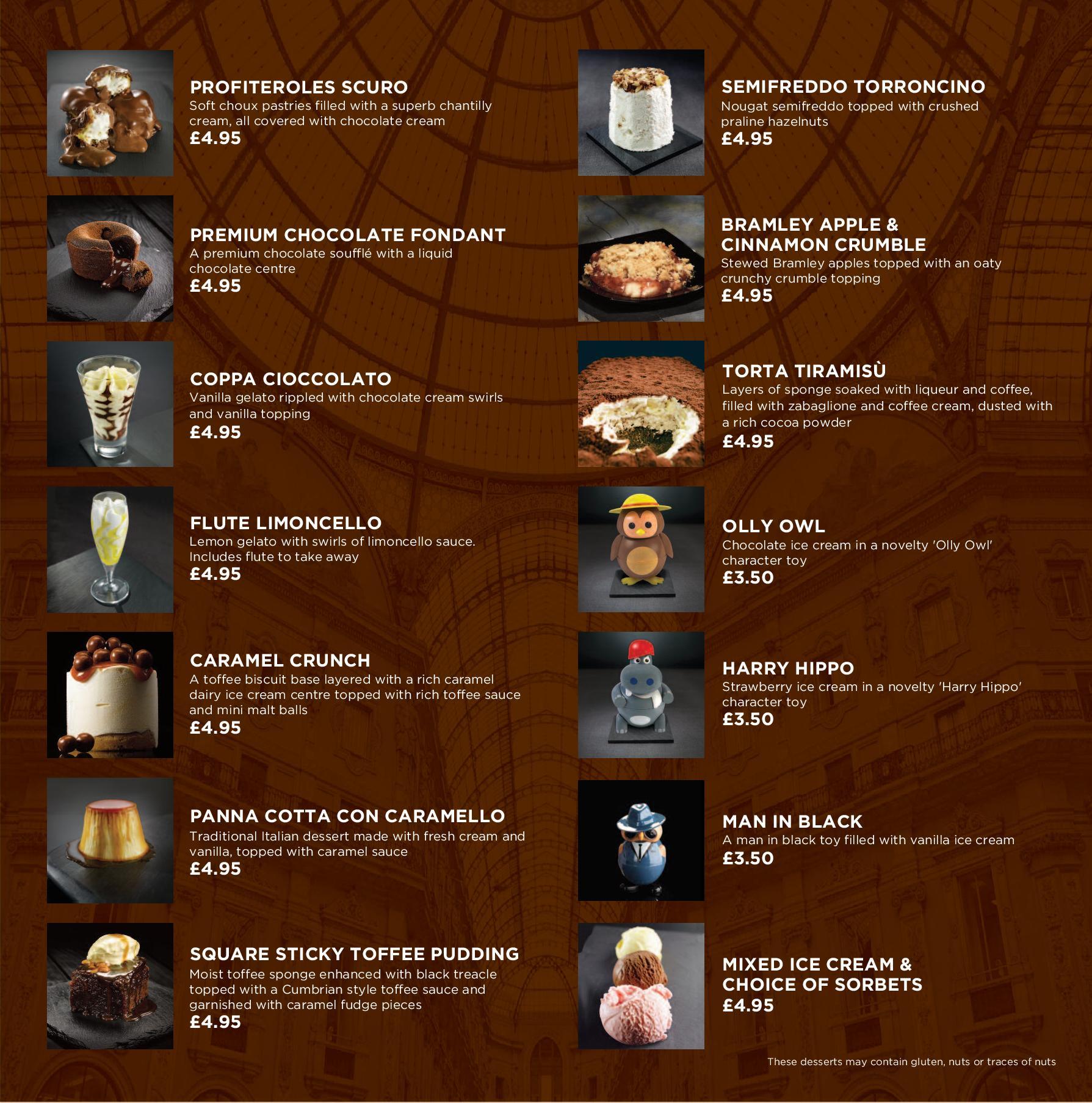 High Quality Piccolo Restaurant Southend